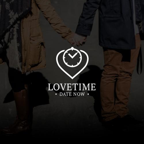 Love Time Logo Design